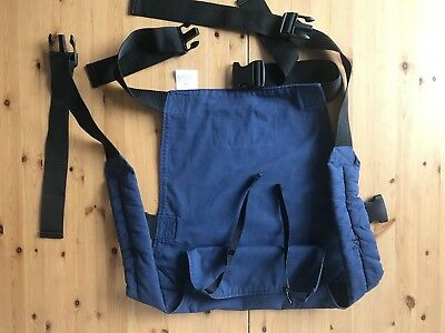 Connecta Baby Carrier Navy Blue