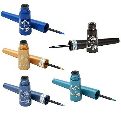 Barry M Liquid Eyeliner Precision Tip Various Shades BUY 1 GET 1 20% OFF