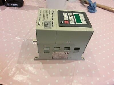 Single phase input, 0.75KW/1HP Frequency Inverters / Variable Speed Drives