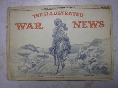1915 April 21 Illustrated War News Part 37 - Ww1 British Weekly Publication