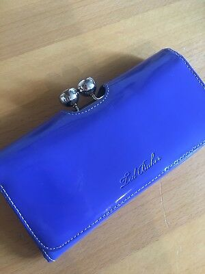ted baker purse Blue