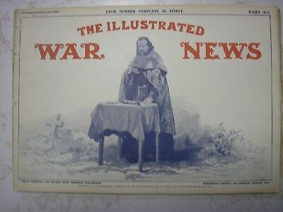 1915 May 12 Illustrated War News Part 40 - Ww1 Publication Eno's Fruit Salt