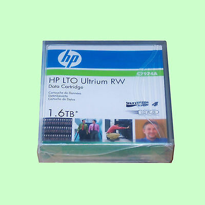 HP LTO 4, C7974A, Datenkassette, 800 / 1600 GB