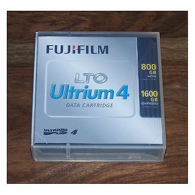 Fuji LTO 4, Datenkassette, 800 / 1600 GB