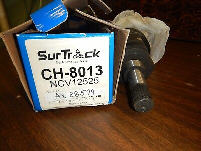 SurTrack Performance Axle     Part Number CH-8013   NCV12525  FREE SHIP NOS