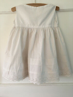 Antique Victorian child's slip or petticoat