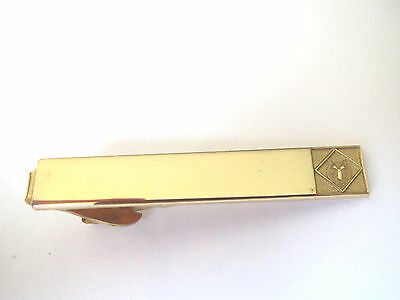 Vintage  Gold Tone CUB SCOUTS BSA Boy Scouts Tie Bar Clip Clasp IC Lot 42