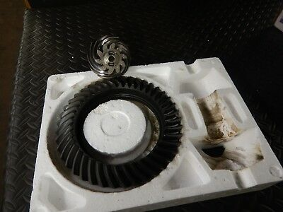 Jeep YUKON Gear Ring and Pinion   YG D44RS-411    FREE SHIPPING