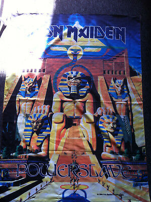 Iron Maiden Flagge Powerslave - selten