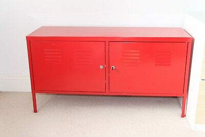 IKEA PS (red) Cabinet, Storage Unit, TV Stand