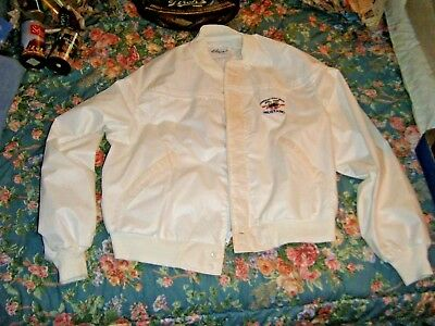 Ford Mustang 25th anniversary jacket XXL zipper 1989 Wiman USA