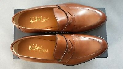014c5002d6a MENS ITALIAN LEATHER loafers by Paul Evans -  275.00