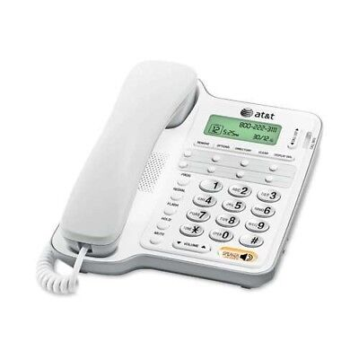 AT&T CL2909 Corded Phone with Speakerphone and Caller ID/Call Waiting SHIPS FREE