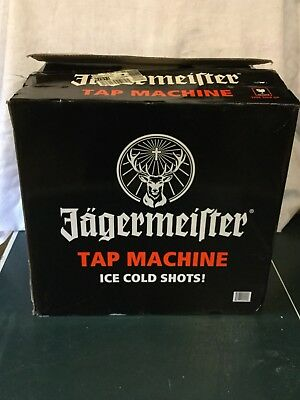 NEW!! - Jagermeister Tap Machine Brand New In Box Jager