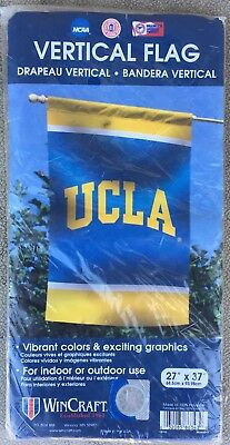 "UCLA Bruins Authentic 27""x37"" Polyester Indoor/Outdoor Banner Flag NFL"