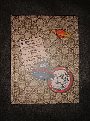 Gucci MY GUCCI BOOK GUCCISSIMA GG Notebook. Limited Japan Edition