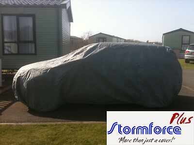 Landrover Defender 110 LWB Stormforce PLUS Outdoor Car Cover - Land Rover