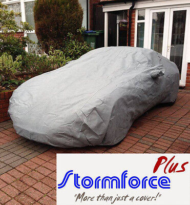 MG Midget Stormforce PLUS Outdoor Car Cover (Improved) with Mirror Pockets