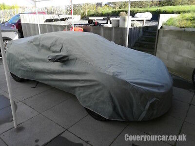 Lotus Elise 1 or 2 (1996-2010) Stormforce Waterproof,Breathable Fitted Car Cover