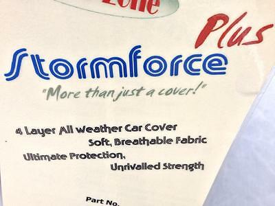 Porsche Boxster  - STORMFORCE PLUS - 4 Layer Outdoor Car Cover