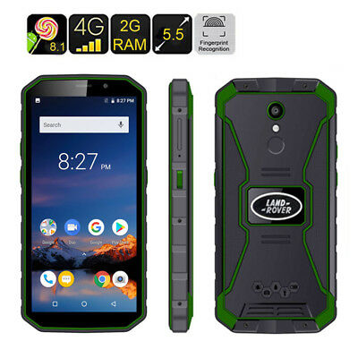 LandRover XP9800 4G Android Rugged Smartphone 5.5Inch MTK6739 Quad Core Unlocked