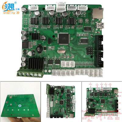 Upgraded Motherboard Control Main Board V2.1 for 3D Printer Creality CR-10S BEST