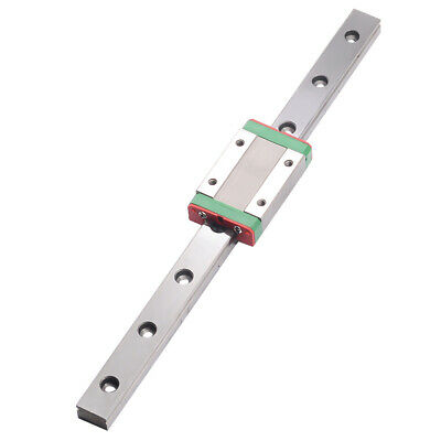 MR7 7mm linear rail guide MGN7 length 750mm with mini MGN7c Block CNC part