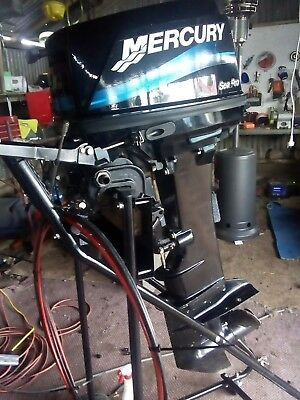 OUTBOARD Motor 25hp