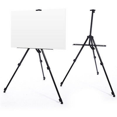 Artist Painting Easel Stand Tripod Display Drawing Board Sketch Set Adjus_Sale