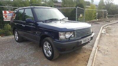 Land Rover Range Rover 2.5 DHSE AUTO  103K