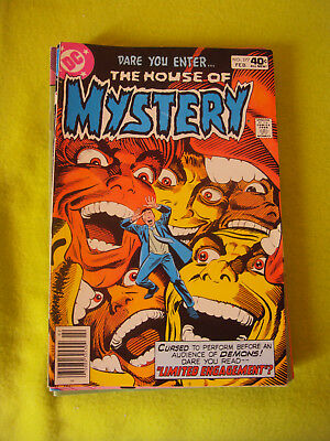 US Comic - The House of Mystery Nr 277 Von 1979  DC Comic