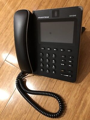Grandstream GXV3240 Enterprise Multimedia IP Phone for SIP / Android