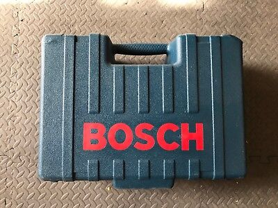 BOSCH 2605438567 Carry Case For Bosch Planers GHO26-82 + GHO40-82