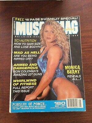 MUSCLEMAG INTERNATIONAL MAGAZINE - May 1997