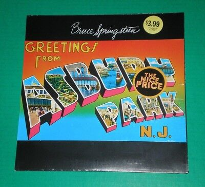 Bruce springsteen greetings from asbury park nj pc 31903 bruce springsteen greetings from asbury park nj pc 31903 sealed m4hsunfo