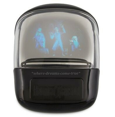 Disney Parks ride Haunted Mansion Hitchhiking Ghosts hologram Doom Buggy NEW