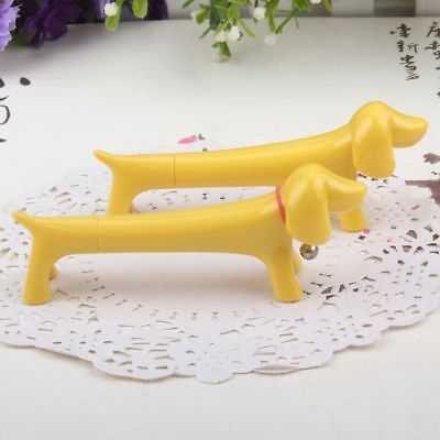 Dachshund Ballpen Desk Ballpoint Pen Puppy Ballpoint Pen Animal Pug Dog Pen