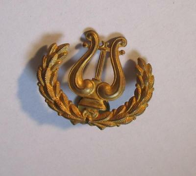 WW1 Army Musician's Hat Badge
