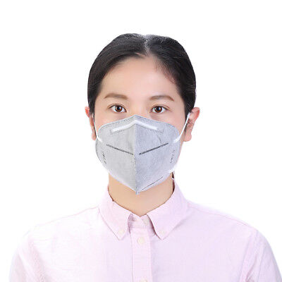 X10 Disposable Dust Face Masks Mouth Antidust Filter Safety Medical Respirator