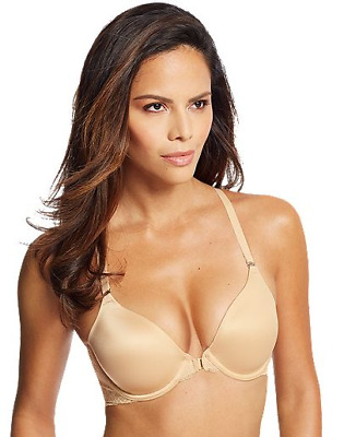 680877d407930 MAIDENFORM-ONE-FAB-FIT-DECADENCE-LACE-UNDERWIRE-BRA- 36C J097 ...