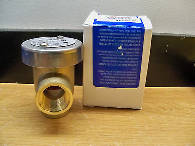 "New Watts 288A Z40 0336430 Brass Anti Siphon Vacuum Breaker 1/2""  Free 1Stclss&h"