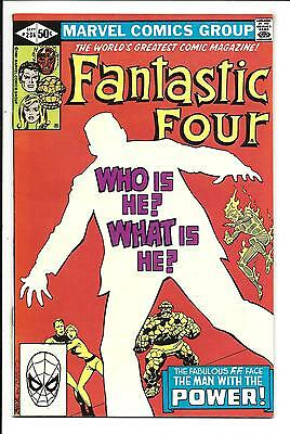 Fantastic Four # 234 (Sept 1981), Nm-