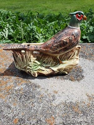 McCoy Pottery Pheasant Planter