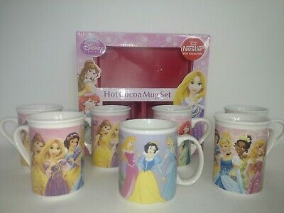 Disney Princess Mugs