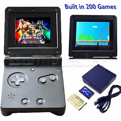 8 Bit 142 Games Built-In Retro Mini Portable Handheld Video Game Console Player