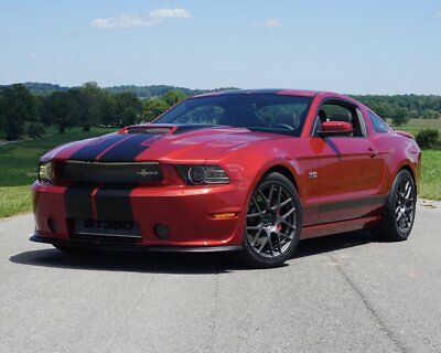 2013 Ford Mustang Shelby GT350 2013 Shelby GT350 525 HP Supercharged! More Rare Than 2011 2012 2014! Not GT500