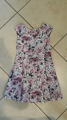 Gap Girl Dress Floral Great Conditions M / 8