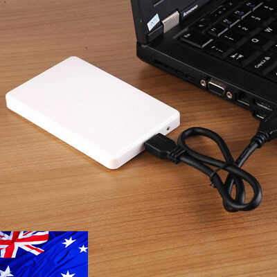 "AU! 2.5"" Inch Sata USB 3.0 Hard Drive HDD Enclosure External Laptop Disk Case"