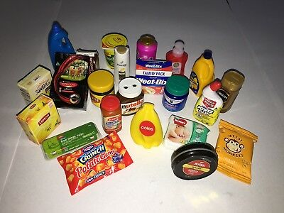 Coles Little Shop Mini Collectables - Toys Craft New Family Collection Kids 1