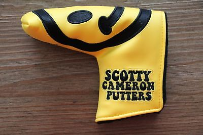 Scotty Cameron Headcover 2012 US Open Smiley Happy Face
